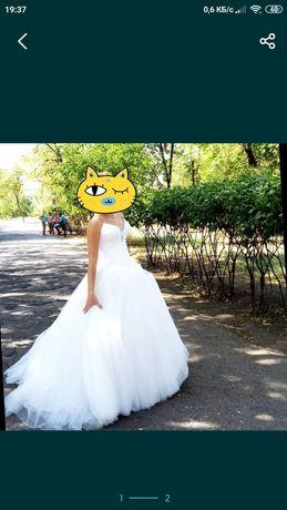Сввдебное платье