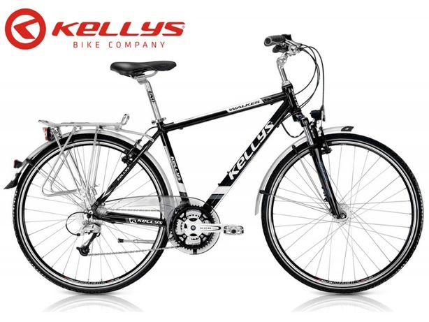 """Kellys Walker 28"""" rower trekkingowy rama 19 i 21 dynamo w piaście led"""
