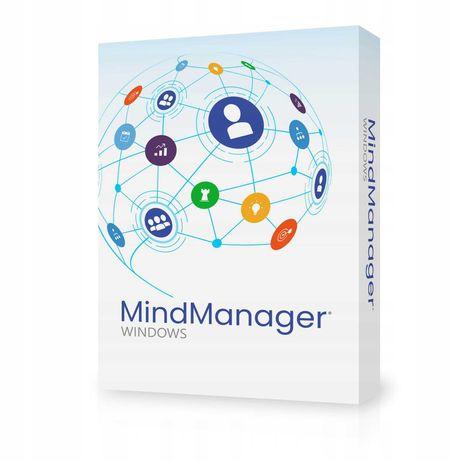 Nowy MINDMANAGER 21 FOR WINDOWS 32/64-BIT Corel Sklep Grafik-iT