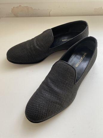 Sapatos SÉRGIO ROSSI originais em pele