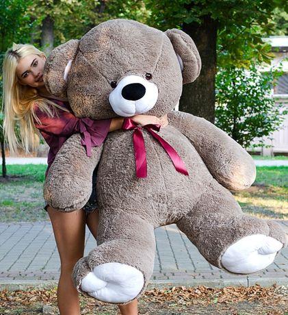 Плюшевий ведмедик від виробника за НАЙНИЖЧИМИ цінами! Від 50 до 250см