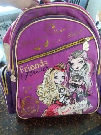 Школьный рюкзак Ever After High