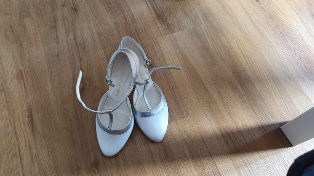 Buty ślubno taneczne