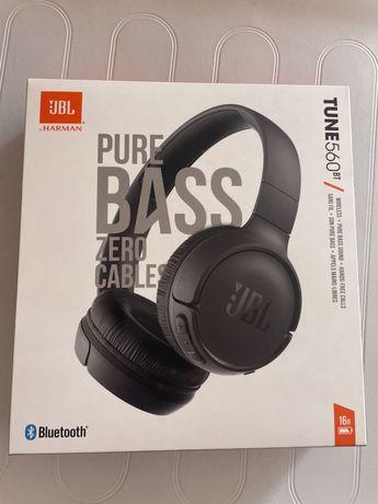 Słuchawki bezprzewodowe jbl tune 560 bt