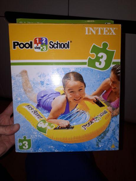 Deska dmuchana do nauki pływania dziecięca