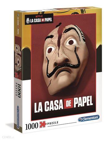 Puzzle 1000 LA CASA DE PAPEL