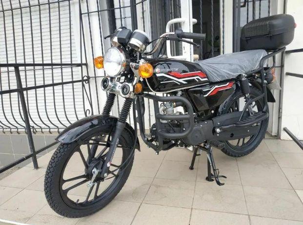 Мотоцикл FORTE ALFA FT 125см+документи