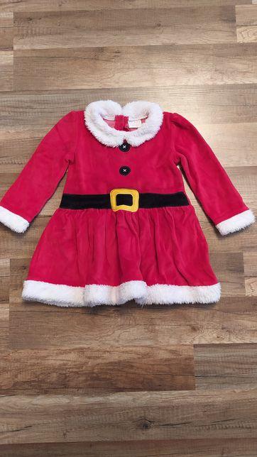 Sukienka Mikołaj, Sukienki Boże Narodzenie
