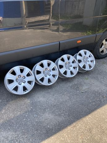 Диски Audi оригинальные R16 ауди A4 A3 A5 A6