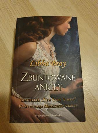 """""""Zbuntowane anioły""""- Libba Bray"""