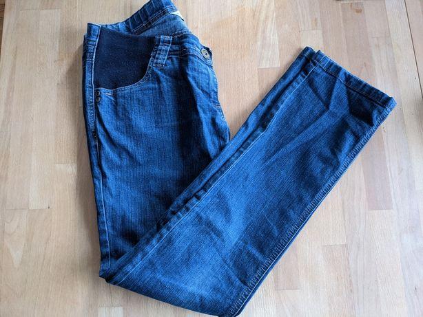 Spodnie ciążowe, jeans ciąża