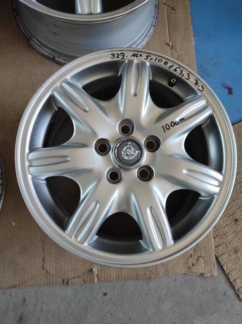 329 Felgi aluminiowe JAGUAR R16 5x108 otwór 63,3