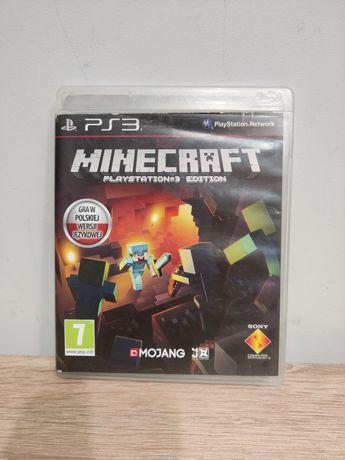 PS3 Minecraft PL Dla Dzieci Stan OK LEGALNA FIRMA