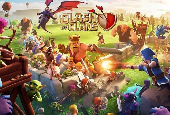 Клан Clash of Clans 8 уровня