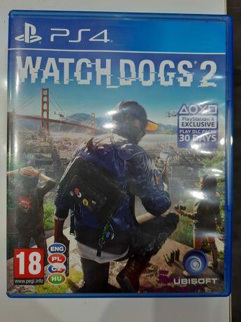 Watchdogs 2 na konsole ps4