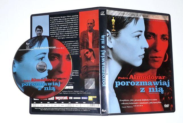"Pedro Almodovar ""Porozmawiaj z nią"" DVD"