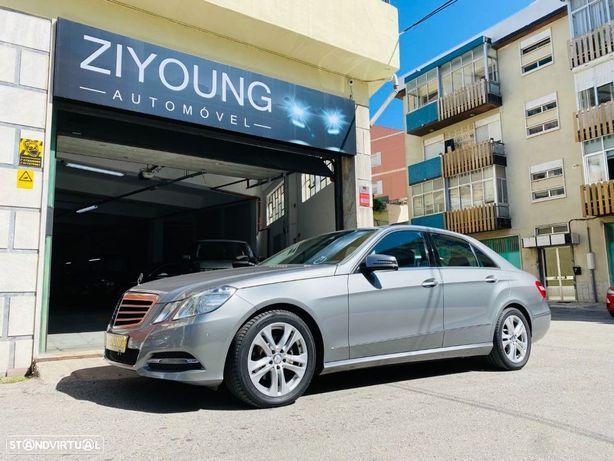 Mercedes-Benz E 220 CDi Avantgarde BE