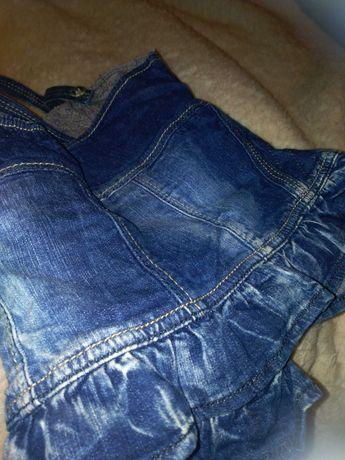 Gorset jeans firmy Morgan RozM