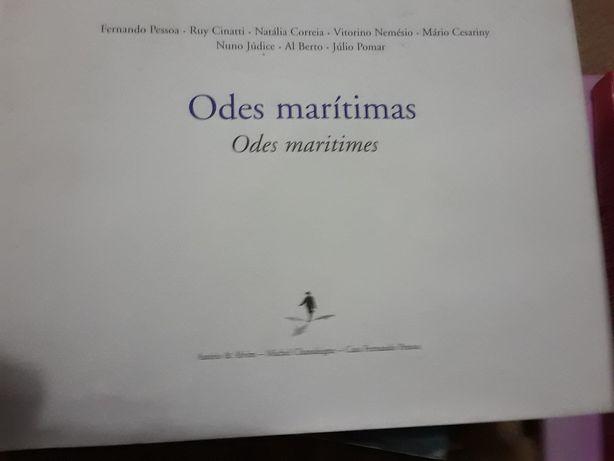Odes Maritimas Fernando Pessoa Natalia Correia