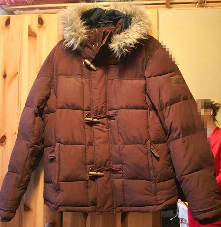 Kurtka zimowa Pull&Bear XXL