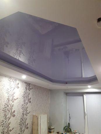 Натяжні стелі/натяжние потолки