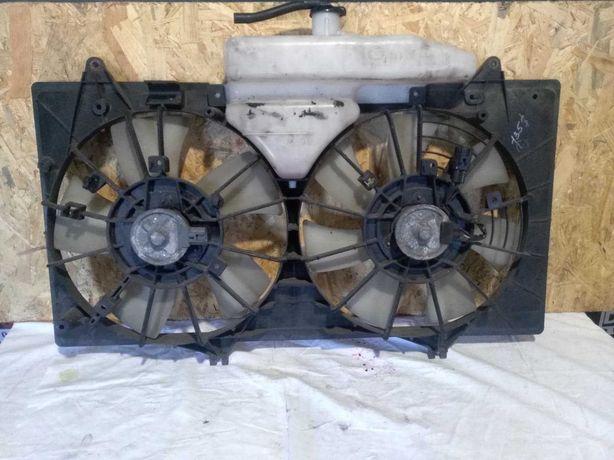 Диффузор с вентиляторами MAZDA 6GH 1.8бензин 2008р.