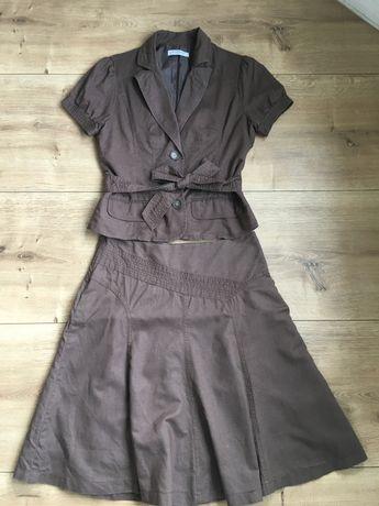 Komplet żakiet + spódnica Reserved rozmiar 36
