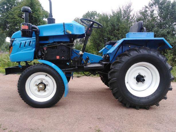 Трактор - минитрактор Т-160 (16к.с)