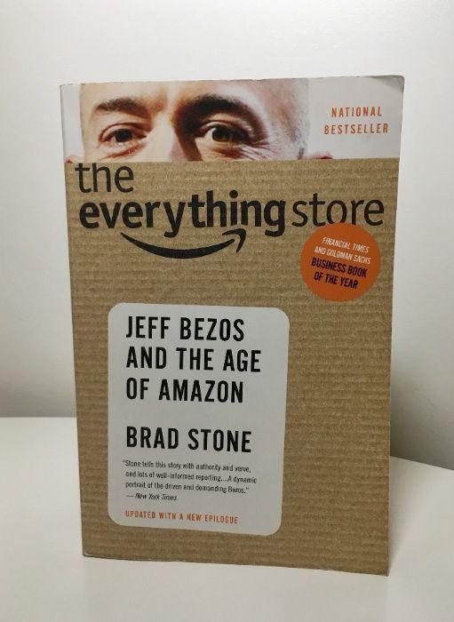 Amazon. The Everything Store: Jeff Bezos and the Age of Amazon. Бизнеc Киев - изображение 1