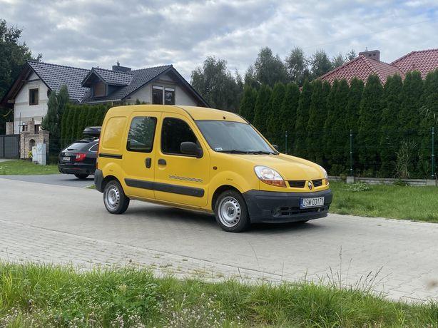 Renault Kangoo 2003Rok ,120tys km faktura vat