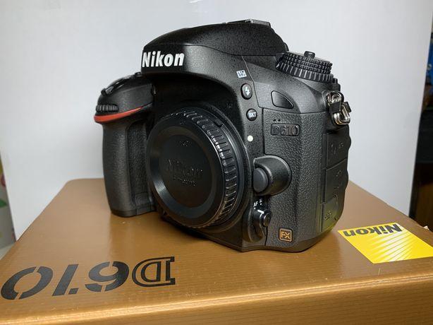 Nikon D610 NOVA