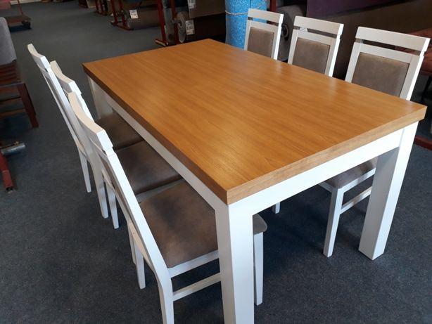 Stół rozkładany + krzesła (opcjonalnie)
