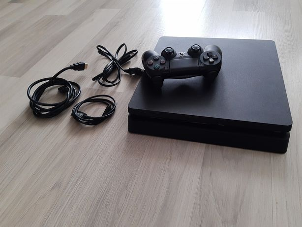 Konsola PS4 slim 1TB