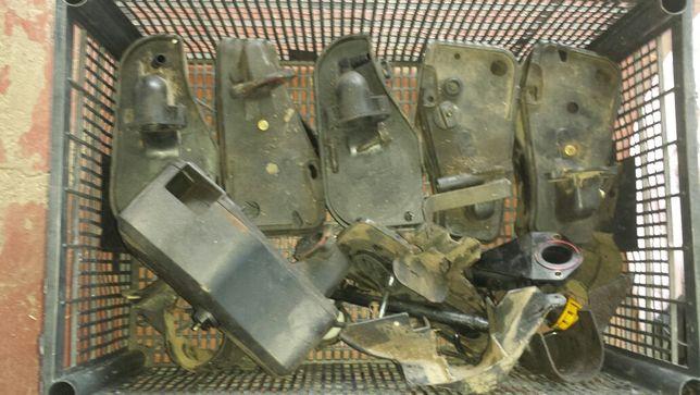 Obudowa filtra pokrywa wentylator oslona traktorek kosiarka