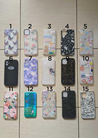 Чехол силиконовый для Айфон iPhone 7, 8, SE2, XR, 11