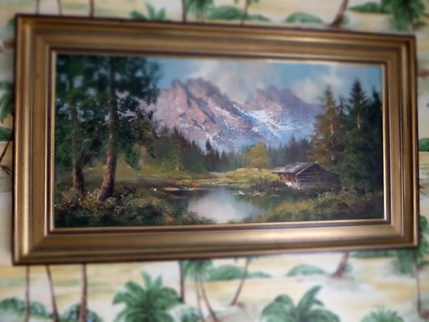 продаётся картина из Германии