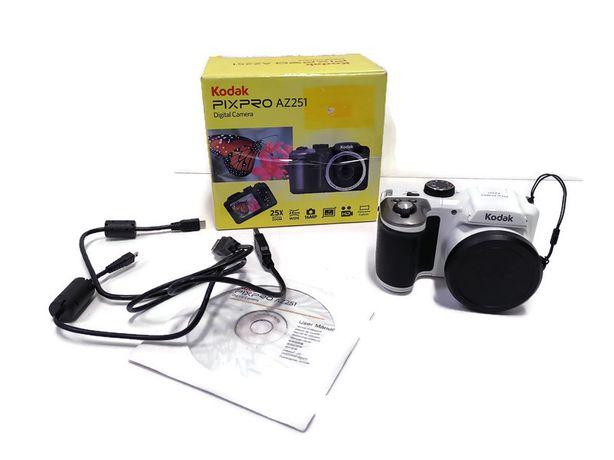 Aparat Kodak Pixpro AZ251 komplet