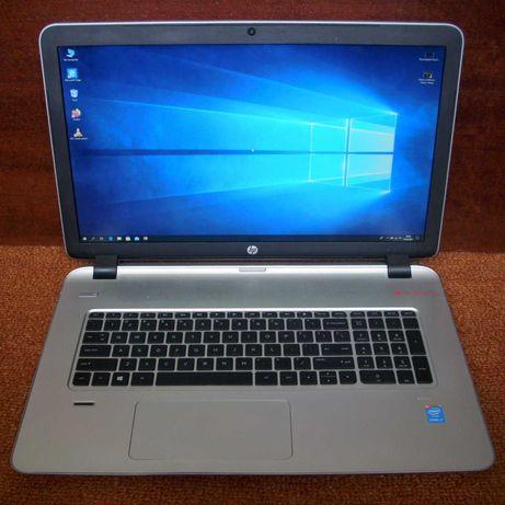 """Laptop HP Envy 17T i7-4710HQ/8GB/SSD 256GB/17.3"""" FullHD/kamerka"""