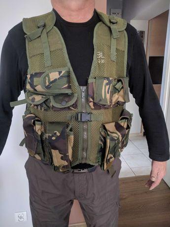 Kamizelka taktyczna wojskowa GB