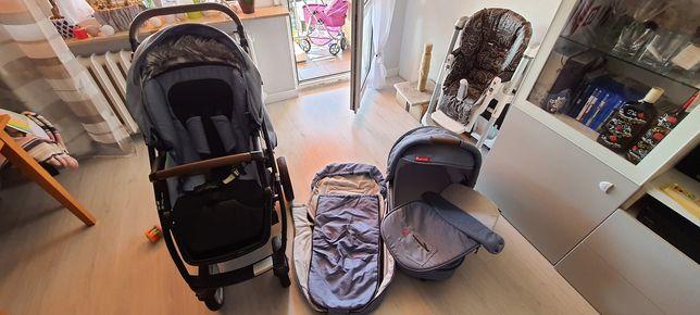 Wózek 2w1 ESPIRO Next Avenue
