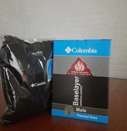 Термобелье Columbia мужское женское детское термобілизна в наличии
