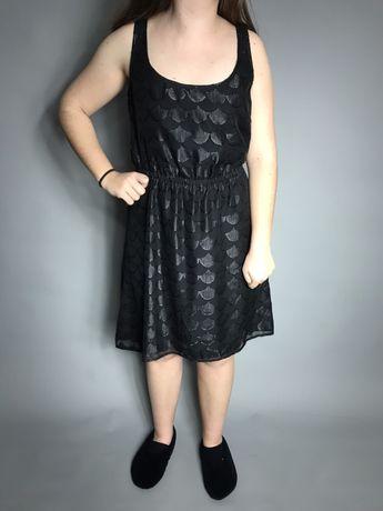 Elegancka sukienka mała czarna Only