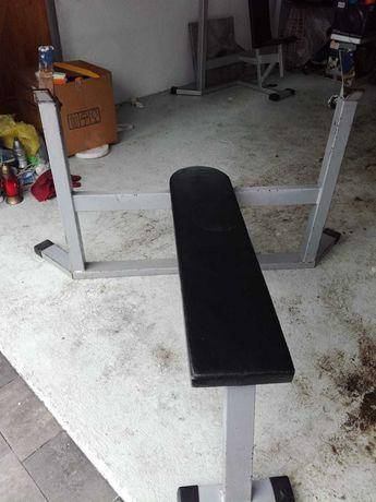 Profesjonalna ławka do ćwiczenia