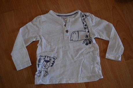 Ubranka koszulka body 80