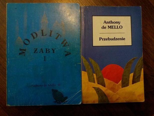 2 x Anthony de Mello Przebudzenie oraz Modlitwa żaby I