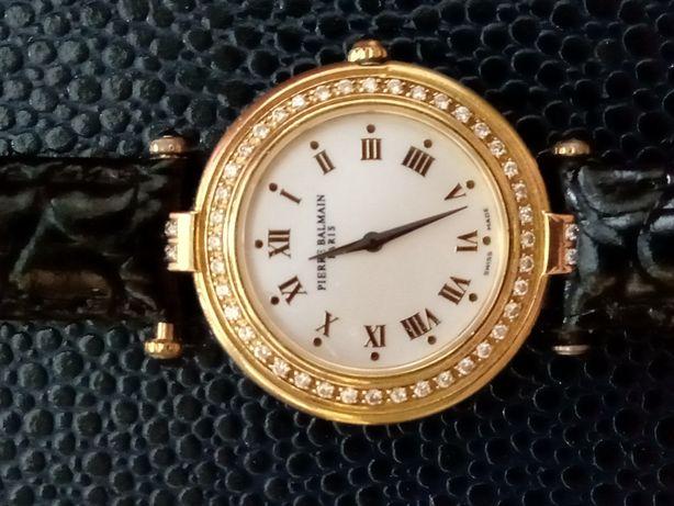 Золотые часы с бриллиантами оригинал