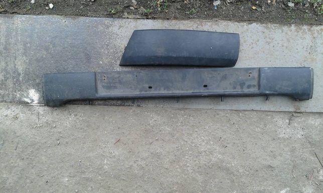 Накладки бампера патрубок корпусчасов пепельница Renault Clio 2 Symbol