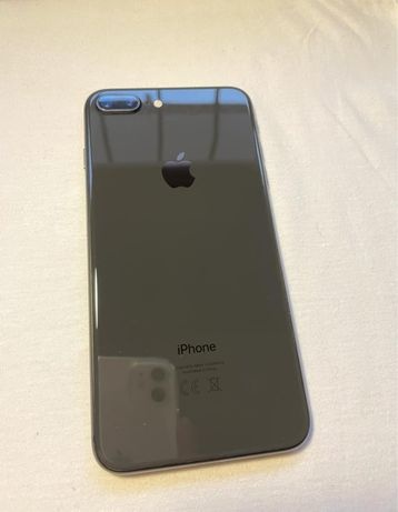 IPhone 8 Plus, como novo.