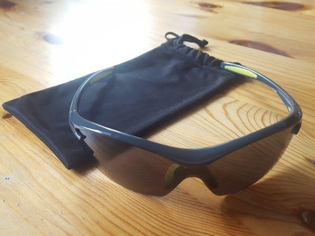 Okulary sportowe / rowerowe 4F z filtrem UV400