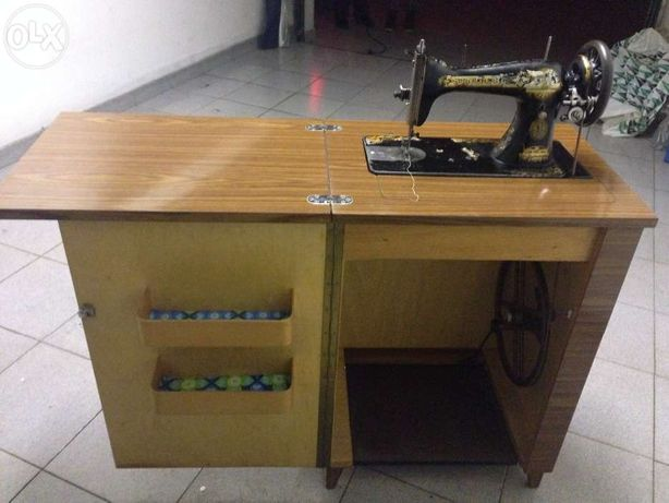 Maquina costura singer